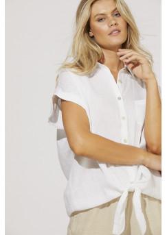 Cabana Shirt - White